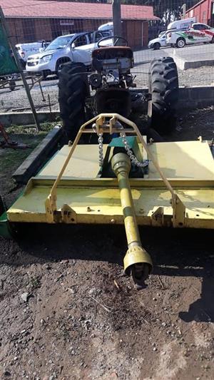 4 Blade M60 Turfmaster Bush Cutter