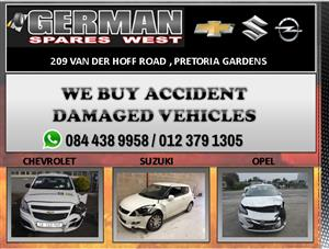 WE BUY ACCIDENT DAMAGED CARS ( DEAD OR ALIVE )
