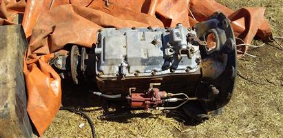 6 speed Gearbox for Nissan CW41/45/46 CK10 CK20 for sale