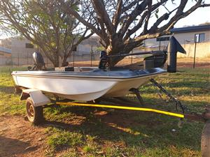 3 meter Bass boat for sale