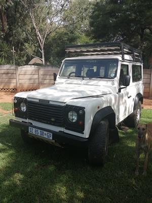 1998 Land Rover Defender 90