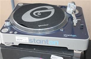 Stanton turntable S032475B #Rosettenvillepawnshop