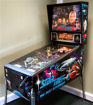 WANTED : Pinball machine