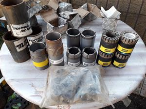 Core drilling spares