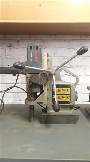Bosch Magnetic Drill