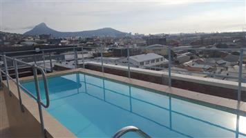 Observatory-Highly sought after security complex w/ covered parking, pool,gym,laundry,pvt garden R 8,800.00