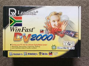 Media Card Winfast DV2000