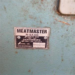 Meat Master.