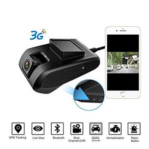 Tracker with Dual View Dash Cam - Black Friday 2019