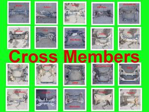 Cross Members for sale for most vehicles make and models