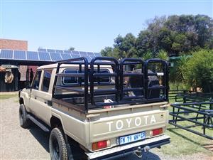 Toyota Land Cruiser Tralie