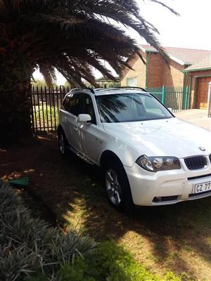 2007 BMW X3 xDrive35i xLine