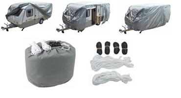 Polyester caravan covers - MEDIUM COVERS BACK IN STOCK!!! R120 courier country wide