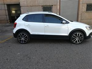 2014 VW Cross Polo 1.2TSI