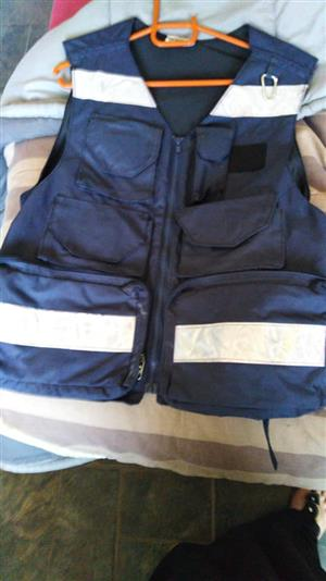 Paramedic Suit and Vest