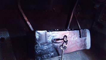 Toyota Anti-Theft Security Pedal Lock