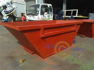SKIP BINS MANUFACTURE  AT LOWEST PRICE EVER HURRY CALL NOW!! 0766109796