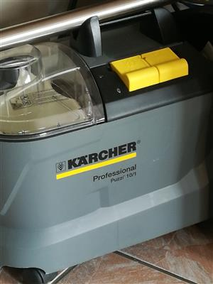 Karcher Profesional carpet cleaning machine for sale