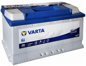 Varta F6 / 658 12v 88ah Car Battery - Maiden Elecrtonics Battery Fitment Centre