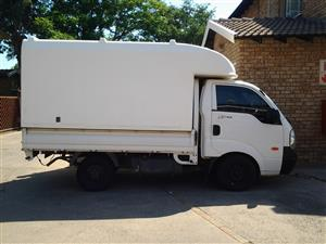 Im looking for sub contract as an owner driver for courier or any distrubution.i have a kia k2700 truck.
