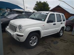 Jeep Cherokee 2.8 CRD Automatic