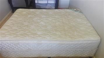Good quality double bed - excellent condition!