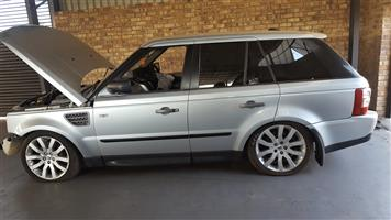 Doors for Range Rover Sport for sale (front & back) | Auto Ezi