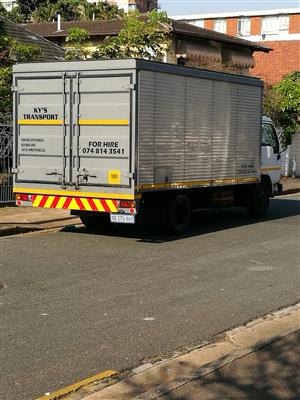 FURNITURE/OFFICE REMOVALS, TRUCK HIRE 24/7, RELOCATING TO DBN,JHB,CPT