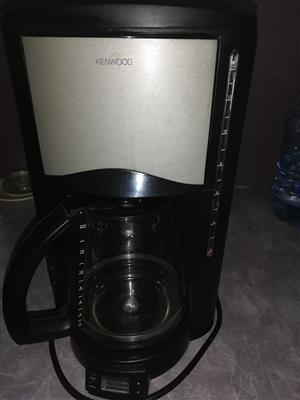 Kenwood coffee machine