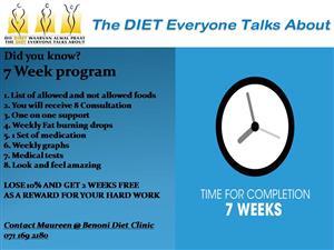 7 week diet program