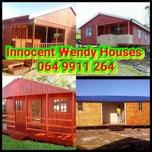 Log Cabins and wendy house 064 99 11 264