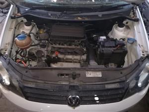 VW POLO VIVO 1.4 HATCH BACK