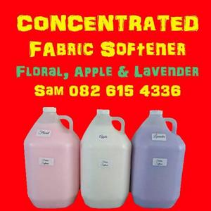 Fabric Softener CONCENTRATED