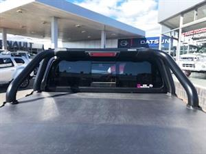 Tonneau Cover for a New Navara