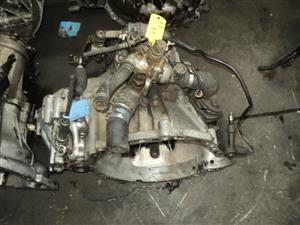 TOYOTA 4A 8V 5SPD GEARBOX R1950
