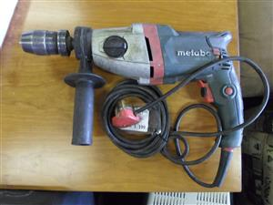 850W SBE 850-2 Metabo Drill