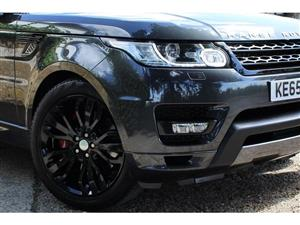 2016 Land Rover Range Rover Sport Supercharged Autobiography Sport