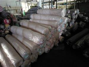 100 tons Fabric stock clearance Special