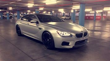 2014 BMW 6 Series M6 Gran coupe