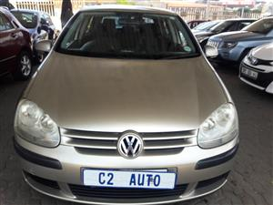 2008 VW Golf 1.6 Trendline