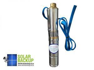 Solar Screw Borehole Pump Kit ( 77m maximum head, 36V, 210W )