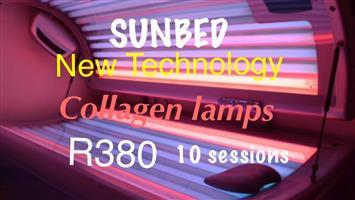 Sunbed / Sonbed sessies
