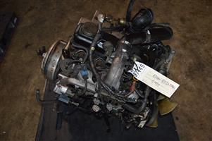 NISSAN TERRANO 3.2 L MANUAL, QD32 TURBO MANUAL Engine