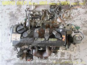 NISSAN ALMERA -QG18 1.8 DOHC 16V Engine