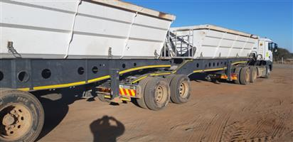 "Buy a Horse and Trailer today ""34 ton siad tipper ' CONTACT ASHTON 0661005873"