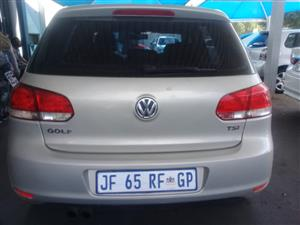 2011 VW Golf 1.4TSI Highline