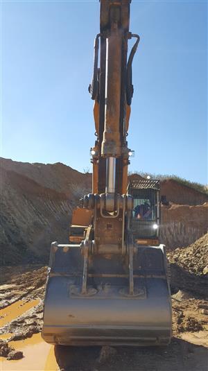 Liebherr 954 Excavator
