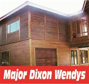 Major Dixon Wendy Houses and Log Homes - Big Wendys