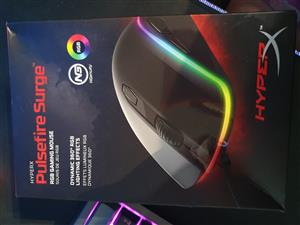 Hyper X RGB Gaming Mouse