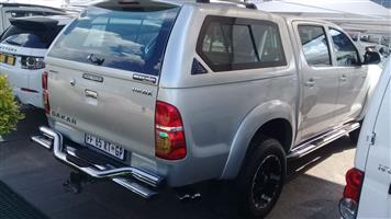 Canopy Hilux dc
